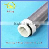 sintered metal fibres candle filter element