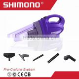 SHIMONO bedding cleaner household vacuum no canister cyclone dust collector plastic SVC1012