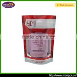 Use No Harm Glue Compounding Three Or Four Layers Material Chocolate Packing Bag Plastic For Pack Valentine's Day Gift