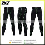 Compression Tight Pants Base Layer Running Leggings Men's