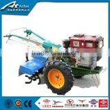 100%Hot Sale!!Agricultural Ploughing Machine /Power Tool Diesel Engine Plough Hand Tractor