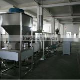 fully automatic coated sun flower seeds frying machine
