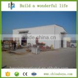 Prefab steel structure low cost factory workshop buildings