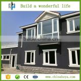 china economic simple prefab prefabricated concrete houses/china made foam cement panel home
