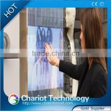Touch screen foil, usb touch foil, capacitive touch foil film with glass available