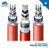 TTYCY Marine Instrumentation Cable tinned copper conductor PVC insulation and jacket Low voltage