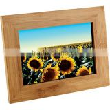 Hot selling Bamboo Photo Frame