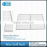 Stainless Steel Wire Rack/Fryer Screen/Polished Mesh Metal Grate