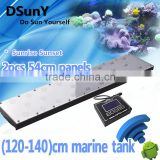 INQUIRY about 48''/4ft/120m Wifi Android control led aquarium light dimmable LED marine aquarium light for coral reef