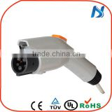 EV Cable J1772 16A Electric Vehicle Tethered Charging Plug and Lead