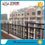 Cheap decking railings/fancy balcony railings design on alibaba online shopping