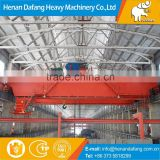 Customized Heavy Capacity Electric 100ton Double Girder Overhead Cranes With High Quality Winch