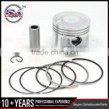 55MM 15MM Piston Rings Kit for 1P55FMJ Lifan 140CC LF140 Kaya Xmotos Apollo orion Dirt Pit Bikes Parts