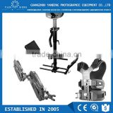 New released LAING M-35II steadycam double merlin arms video stabilizer with carbon fiber sled