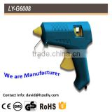 Hot Sale High-Quality Druable Deluxe Silicone Hot Melt Glue Gun with CE Certification
