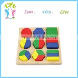 Manufacturer Wholesale New designs Montessori Wooden Toys Educational Toys Kids Puzzle Game