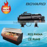 parts of cold room refrigeration compressor evercool+frigo ce rohs approved supplier oem manufacturer for batch freezer portable