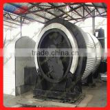 Pyrolysis Machinery To Oil From Waste Plastic Tyre Rubber