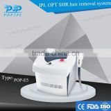 560-1200nm Laser Ipl Accessories Machine For Sale POP IPL Hair Removal Machine Age Spot Removal