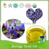 factory supply refined borage seed oil/natural vegetable oil