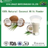 Manufacturer supply pure and natural spray-dried coconut milk powder/instant coconut powder