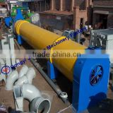 Successed technical reliable quality biomass drying equipment/rotary drum dryers/sawdust dryer for sale