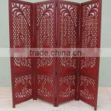 Solid Screens Partitions of Sheesham Wood