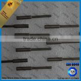 Pure Tungsten Gold Bar Tungsten Rod Price 99.95% Tungsten Square Bar