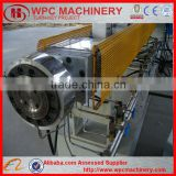 WPC granulating machine/ WPC granules production line/ wood plastic pelletizing machinery