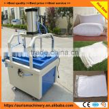 Automatic pillow compressing packing machine for sale