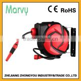 30ft (10m) automatic retractable wall mounted garden hose reel