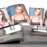 DIY Sublimation Crystal photo good quality 2015 new style 3d laser engraved wedding photo crystal