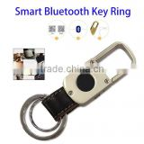 Simple Design Matel Smart Bluetooth Anti-lost Alarm Keychain, Personal Anti-lost Key Tracker