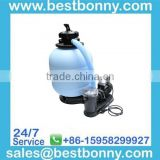 China Wholesale Custom pool sand filter with pump