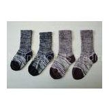 Mix Color Seamless Cotton Baby Socks