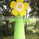 2018 Hot sale inflatable flower for event decoration