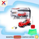 plastic wired remote control beach toy car