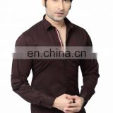 Men's Slim Fit Cotton Shirt