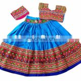 Girls Lehenga Chaniya Choli - fancy Girls Lehenga choli-ghagra choli-navratri garba dance dress
