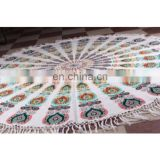 Indian round mandala bohemian psychedelic beach throw online shopee