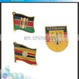 Custom souvenir metal badges promotion brooches
