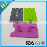 high quality adhesive credit card holder with most popular
