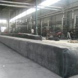 inflated tube forms used for making concrete culverts