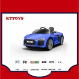 licensed AUDI R8 with remote control ride on car toy
