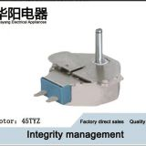 12 V Small AC Synchronous Motor , Valve Dedicated 60KTYZ Synchronous Motor