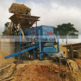 Gold process equipment Small scale placer gold mining equipment and gold dredge machinery
