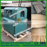 Quality assured round bamboo stick making machine/wooden handle making machine/automatic brush handle making machine