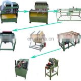 High efficiency twin chopstick making machine with easy operation