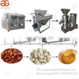 Factory Price Automatic Tomato Jam Grinding Making Sesame Butter Production Line Groundnuts Paste Machine