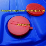 Red Plastic drum Cap seals DCS-001 for polydrums